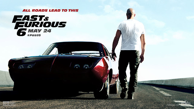 Fast & Furious 6 Movie 2013