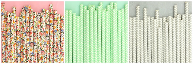decor straws