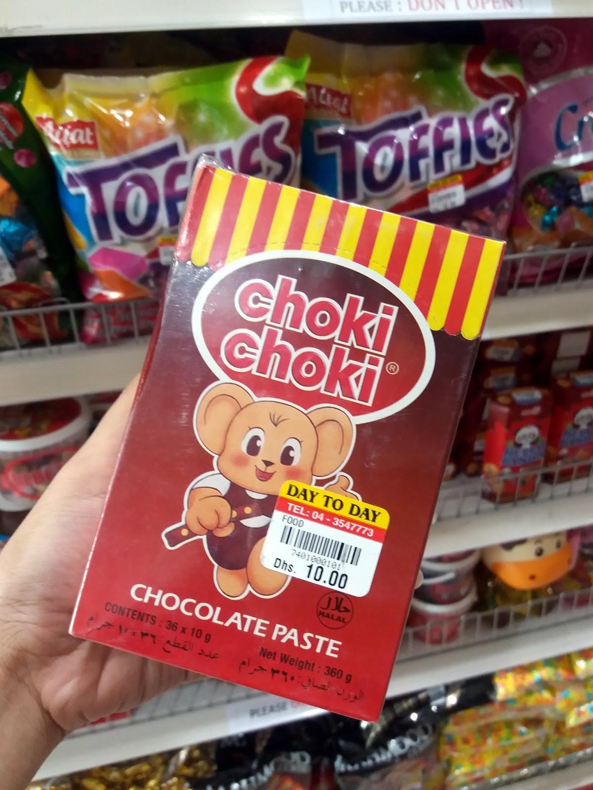 Choki Choki Chocolate Buy Online India