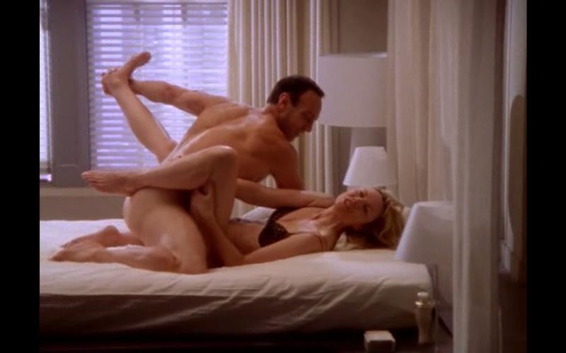 Сцены в постельные городе большом секс в