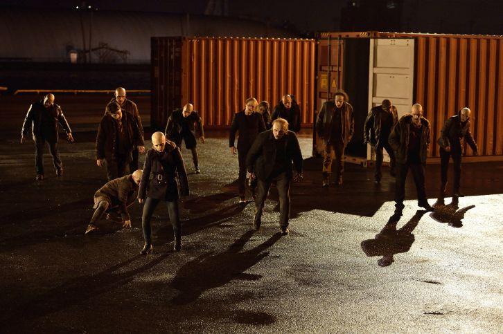 The Strain - Episode 1.12 - Last Rites - Promotional Photos