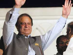Nawaz Sharif returns
