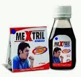 Dosis Obat Mextril Tablet dan Sirup