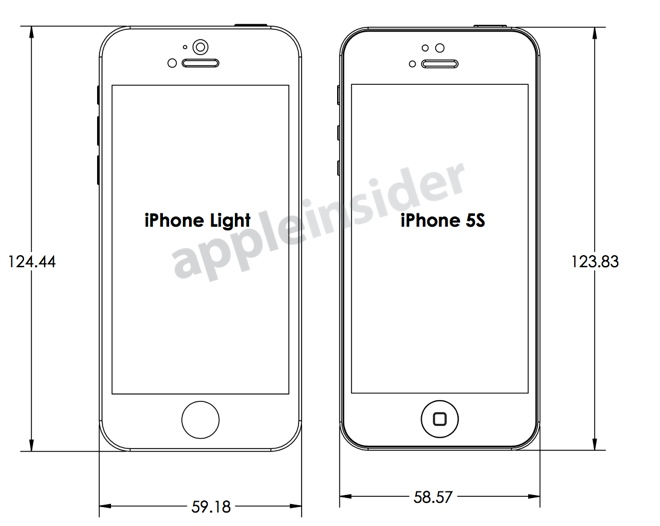 iphone 5s low cost iphone