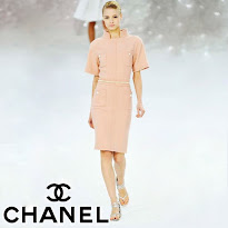 Princess Victoria Style CHANEL Dress CHANEL Clutch Bag TABITHA SIMMONS Pumps
