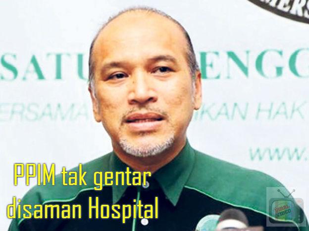 Kena Saman, Kami Akan Bongkar Dimahkamah ~PPIM