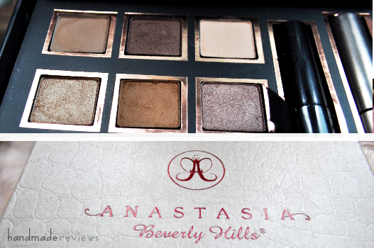 Anastasia All Eye Want Palette Review