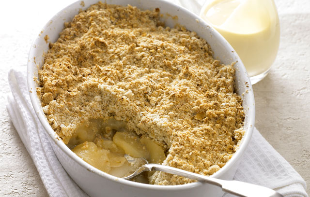 Homemade Apple Crumble Recipes — Dishmaps