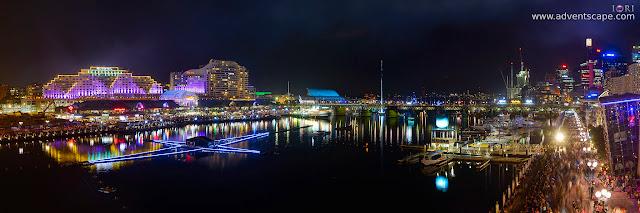 Philip Avellana, iori, adventscape, Darling. Harbour, Vivid. Sydney, 2015, light show, event, Sydney, NSW, New South Wales, Australia