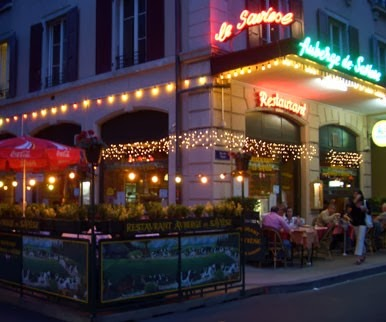 【瑞士】日內瓦 乳酪火鍋-Auberge de Saviese
