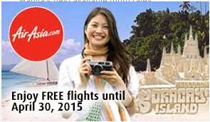 BPI Credit Card: Enjoy FREE flights At Air Asia!