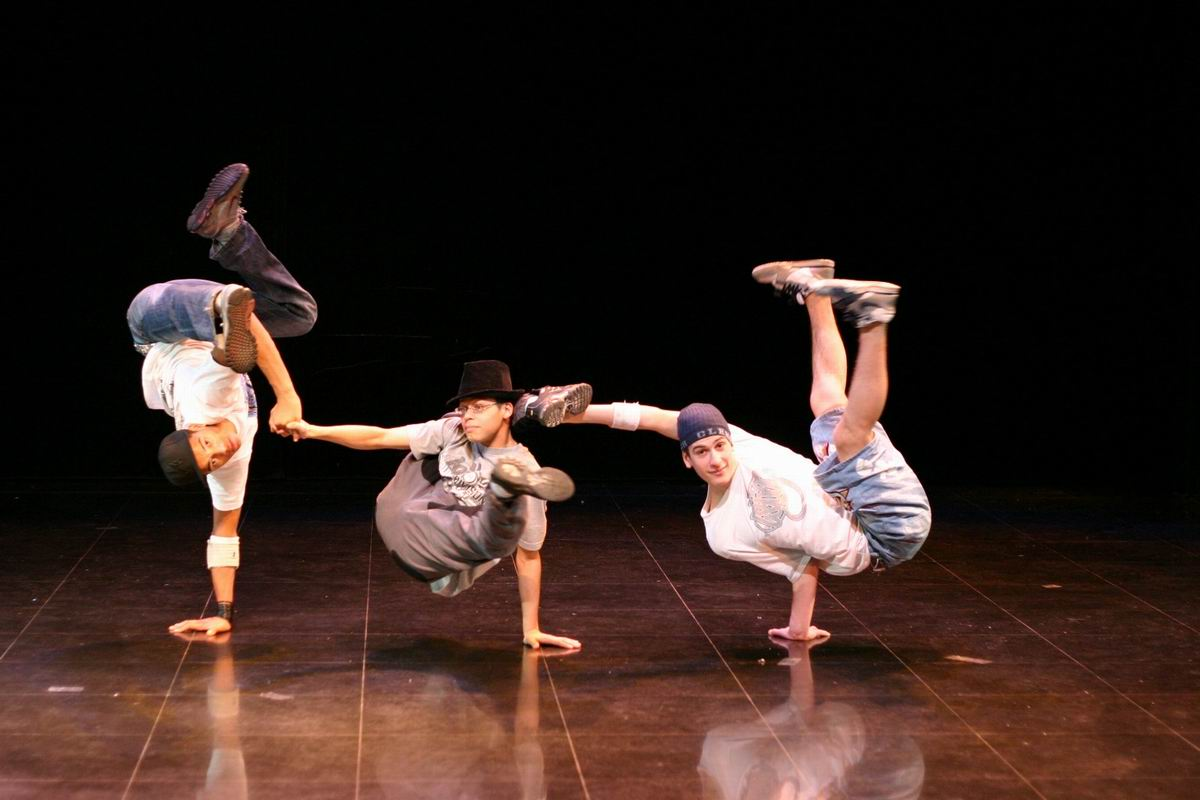 how to do simple street dance moves