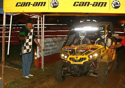 Motoworks / Can-Am racer Kyle Chaney
