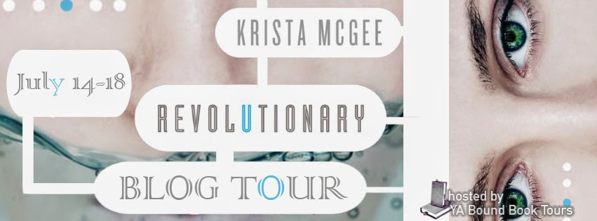 Revolutionary Blog Tour & Giveaway
