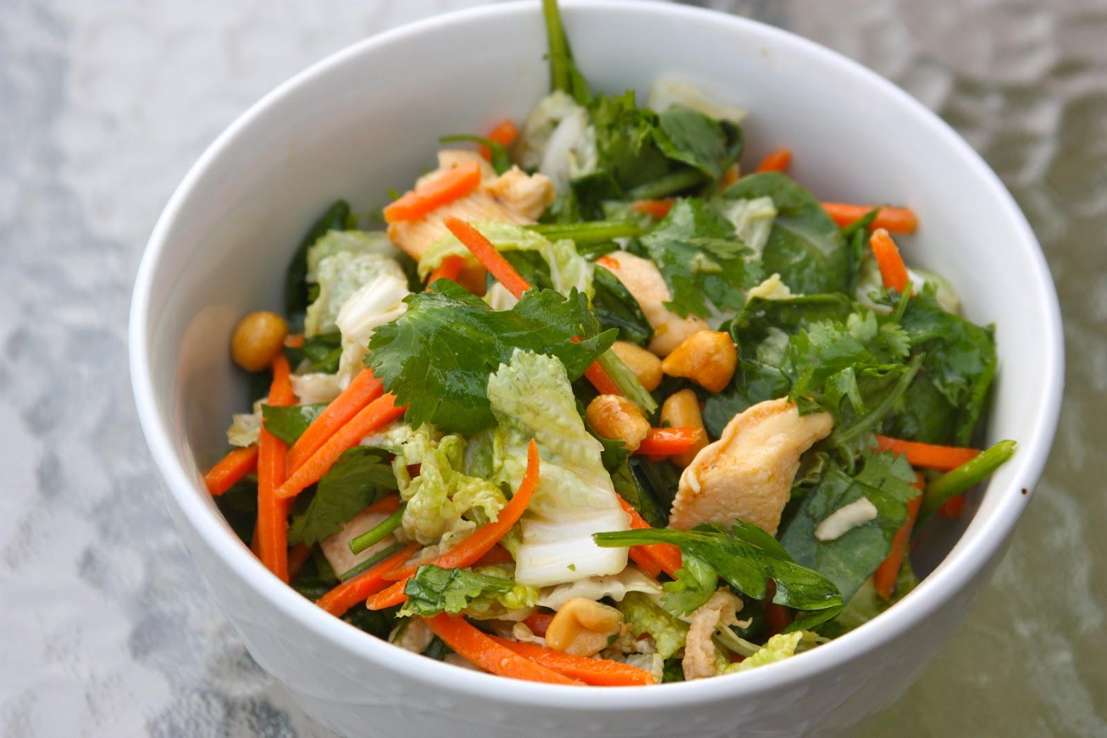 My Recipe Box: Asian Crunch Chicken Salad