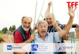 """AL CINEMA APOLLO PROIEZIONE DEL FILM """"MIRAFIORI LUNAPARK''"""