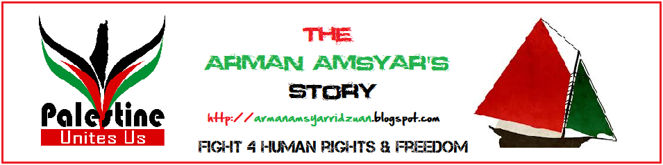 The Arman Amsyar's story