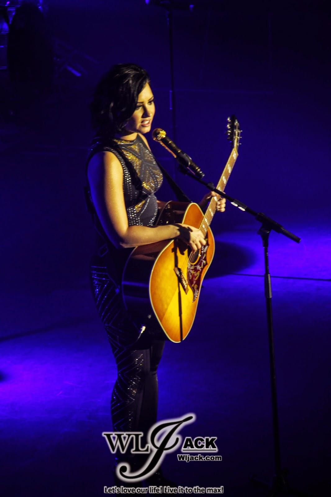 Demi Lovato World Tour March Th