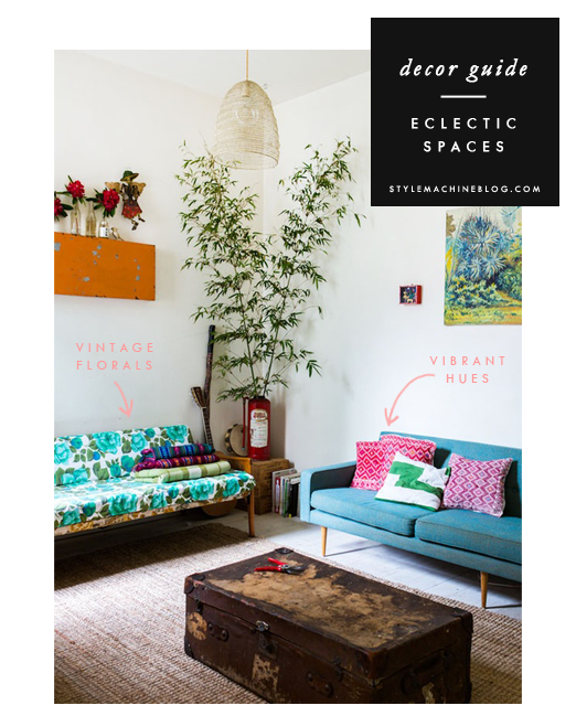 A Decorating Guide to Bohemian Modern Interiors
