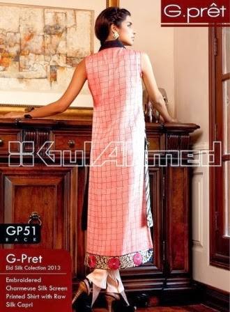 Gul Ahmed Ready Made Dresses