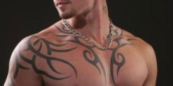 top 35 tribal tattoos for men. Black Bedroom Furniture Sets. Home Design Ideas