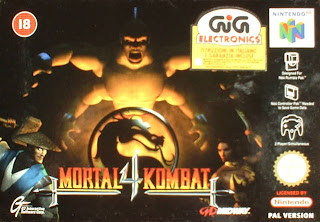 Mortal Kombat 4 (Nintendo 64)