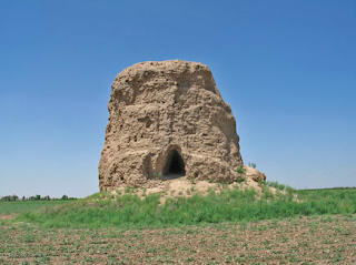 termez buddhist site, uzbekistan tours