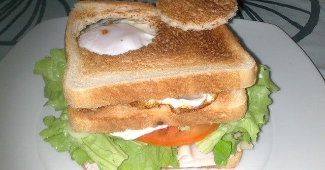 El producto facial sandwich