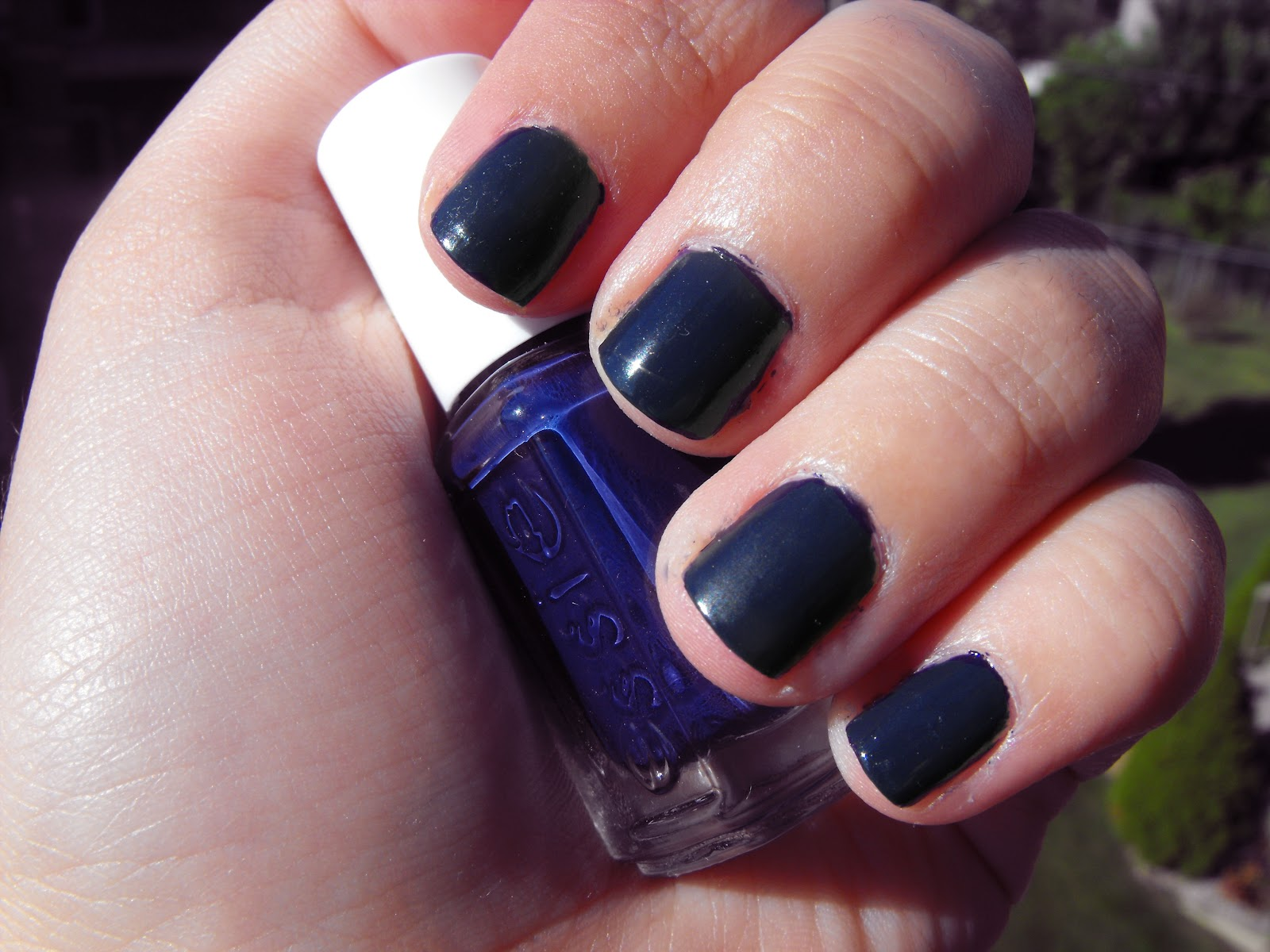 Abundance of Erica: Nail Polish of the Day: August 18th, 2012