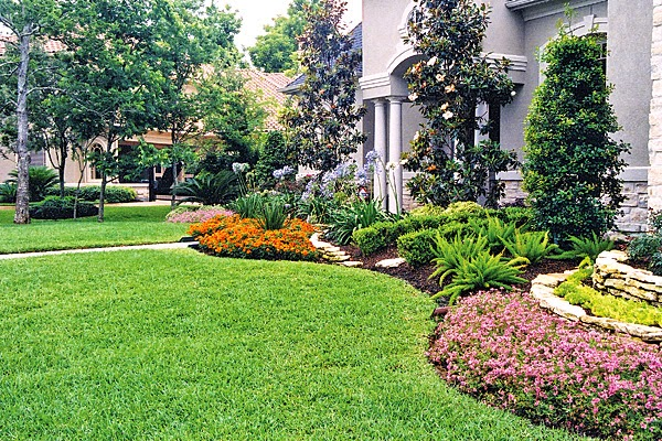 My landscape ideas paul for Architectural services near me