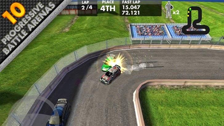 World Rally Racing HD android
