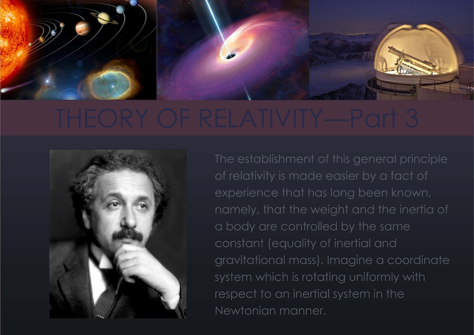 general relativity essay General relativity and newtonian gravitation theory  essays in the history and philosophy of science and  review of the basic structure of general relativity.