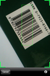 free bar code iphone app source code