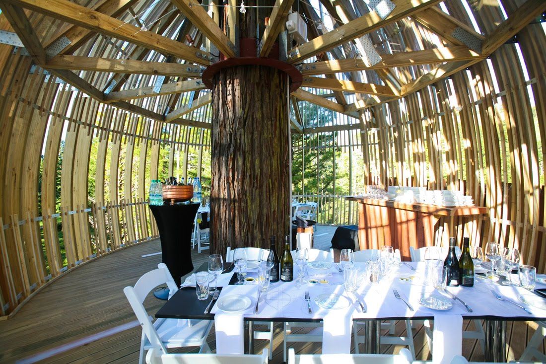 Tree Restaurant Auckland New Zealand