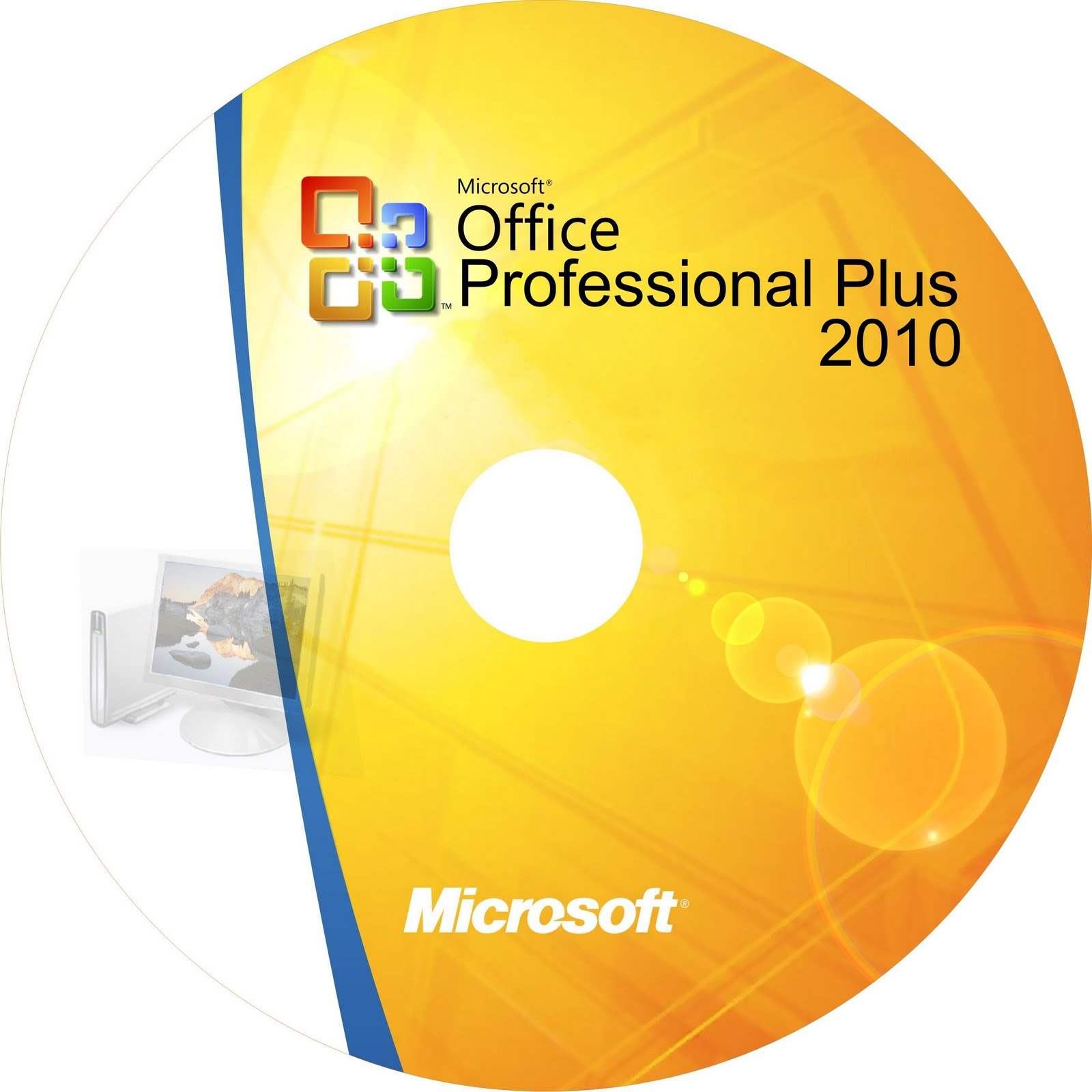 Microsoft Office ProPluS 2010 SP2 VL x64 en-US May2014