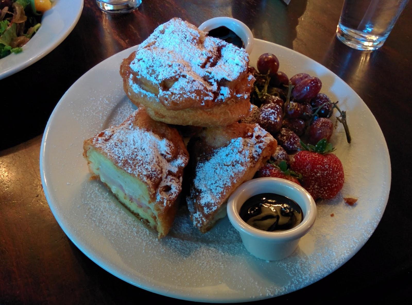 Disney Monte Cristo Sandwich