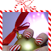 7 Day Christmas Nails: Día 1, Candy Cane Nails