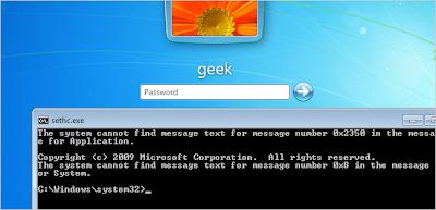 أفضل طريقة لتغيير كلمة السر الخاصة بالوندوز نسيانها فقدتها, 2013 image4.png