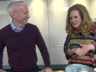 Anderson Cooper Talks to Adele On '60 Minutes' Video