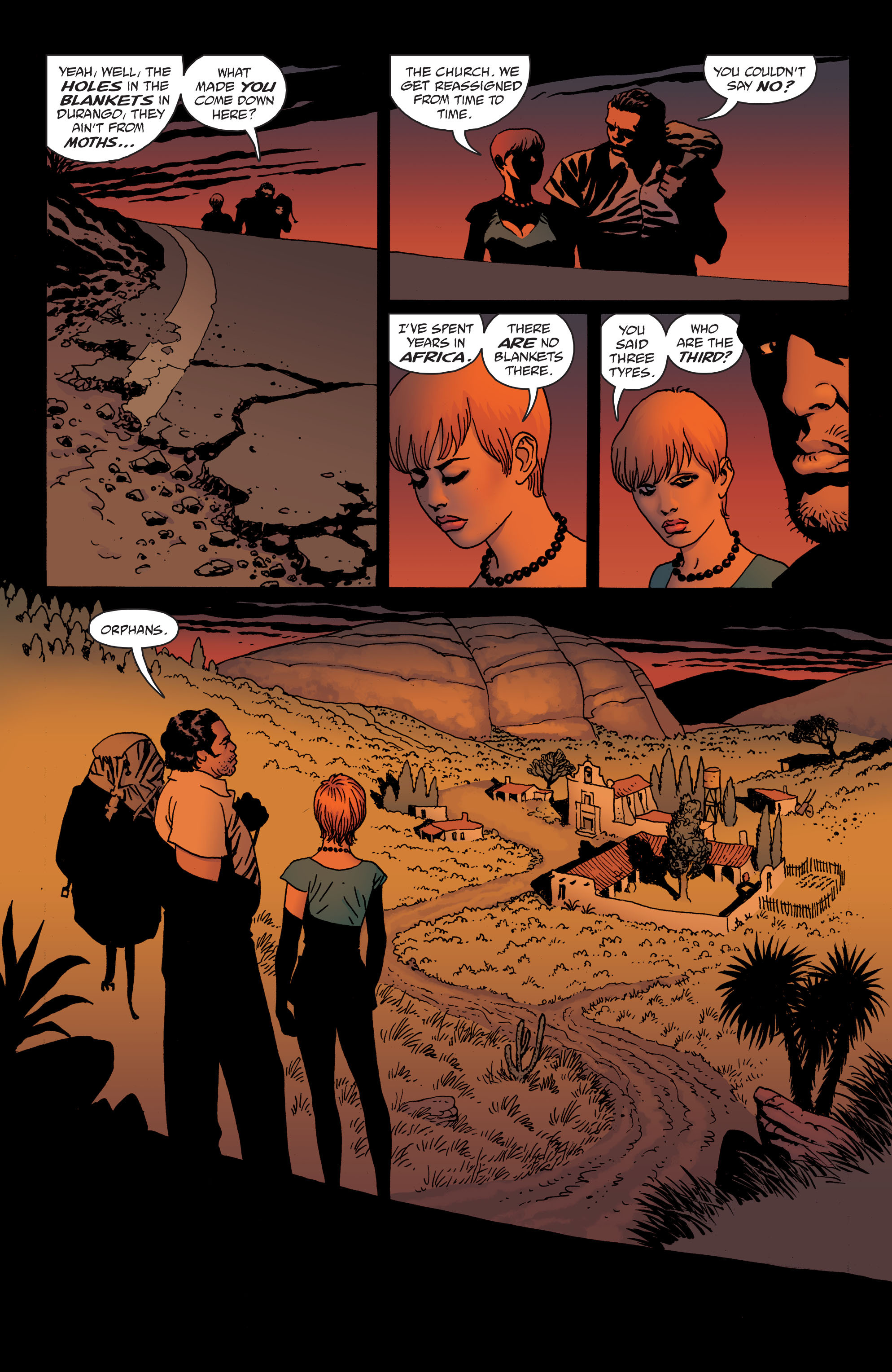 100 Bullets: Brother Lono Full Page 39
