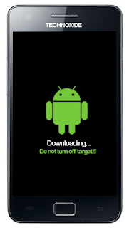 galaxy s2 download mode