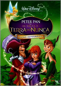 Download - Peter Pan - De Volta a Terra do Nunca - DVDRip Dublado