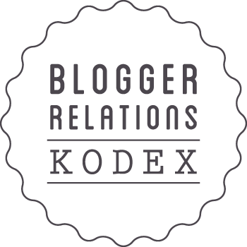 The Big-Fat-Life beachtet den Blogger-Relations-Kodex