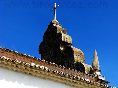 Detalhes da Igreja da Ordem Terceira do Carmo, em São Cristóvão - Sergipe - Por Tito Garcez