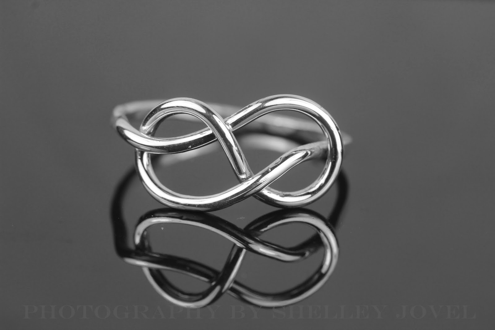 Sparkle bliss jewelry infinity love knot ring process step by step infinity love knot ring process step by step with pictures buycottarizona Choice Image