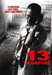 Filme 13 Desafios Dublado AVI DVDRip
