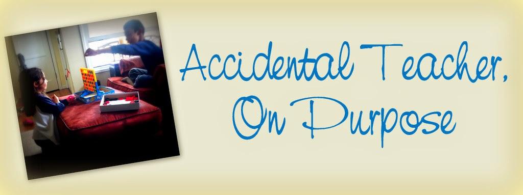 Accidental Teacher, On Purpose