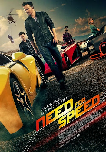 Need For Speed (DVDRip Español Latino) (2014)