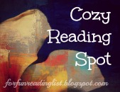 Cozy Reading Spot  {Reading List}