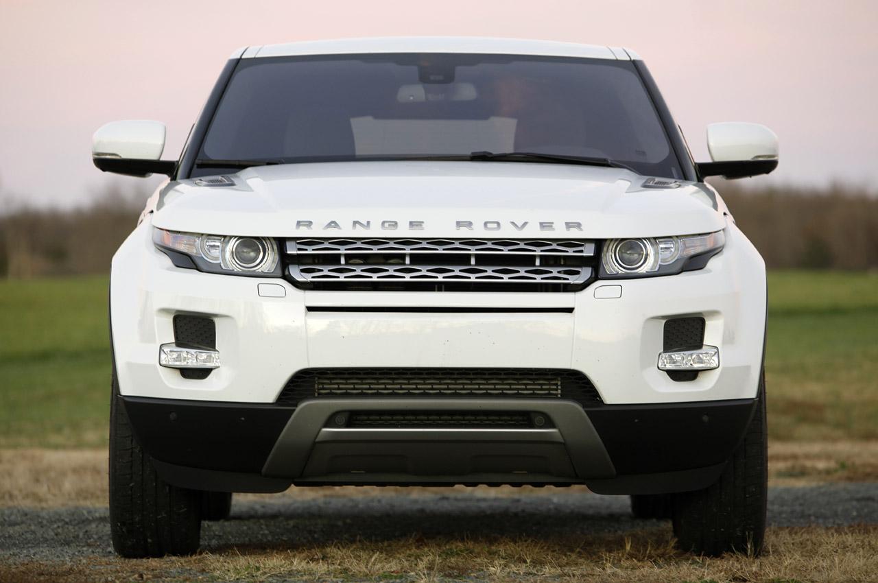 2012 Land Rover Range Rover Evoque Coupe Supercar Original